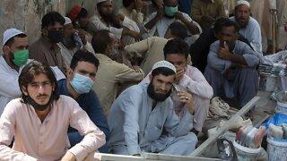 Coronavirus Cases Skyrocket In Pakistan