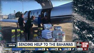 Sending help to the Bahamas after Hurricane Dorian