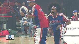 Harlem Globetrotters visit Resch Center