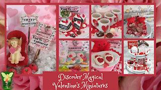 Teelie's Fairy Garden | Discover Magical Valentine's Miniatures |Teelie Turner