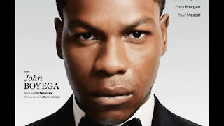 John Boyega: My role is fulfilled
