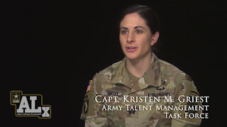 Educating the Force with CPT Kristen Griest