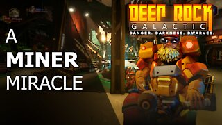 Deep Rock Galactic Review - Just One Moria Time! - Xbox One X