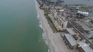 Pinellas County leaders to vote on reopening parts of beaches, pools for exercise & recreation