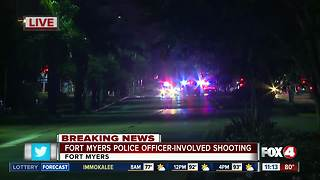 Police involved shooting in Fort Myers