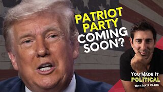 Patriot Party Coming Soon?!