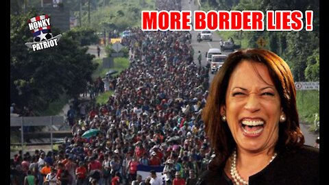 KAMALA DOUBLES DOWN ON BORDER LIES TOLD ON YESTERDAY'S TODAY SHOW !