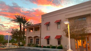 A Day in Coachella Valley with a Rancho Mirage Sunset