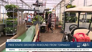 Free State Growers rebound from tornado