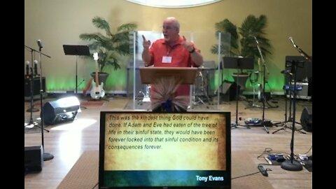 Worship service 7-18-21