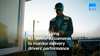 Amazon Delivery Drivers Say They Are Being Unfairly Punished By AI Cameras