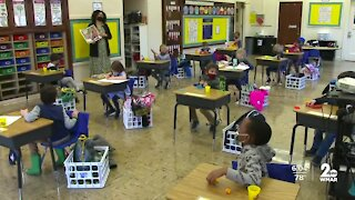 Baltimore City Schools concern that some positive cases are not being caught
