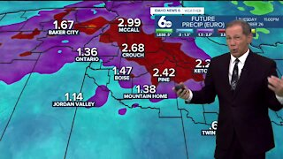Scott Dorval's Idaho News 6 Forecast - Wednesday 10/20/21