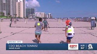 I Do Beach Tennis takes over Singer Island