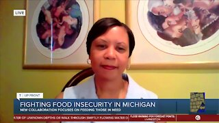 Fighting food insecurity in Michigan