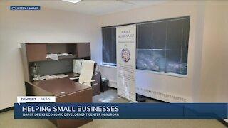 NAACP opening economic development center in Aurora