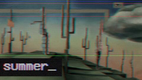 S U M M E R - A Synthwave Mix