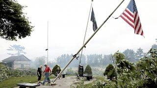 2 Tornadoes Hit Pennsylvania, Injuring Several People