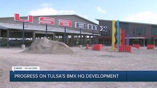 Tulsa BMX Development