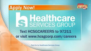 Healthcare Services Group | Morning Blend
