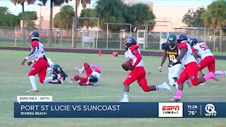 Port St Lucie gets one step closer to district title