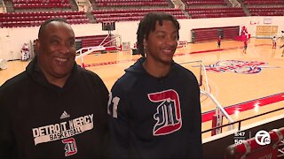 Fresh face helps keep tradition alive at U of D Mercy