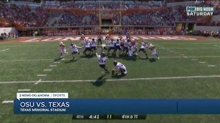 OSU Stays Undefeated, Beats Texas 32-24
