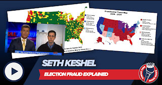 Seth Keshel   Gen. Flynn Exclusive: 10 INDISPUTABLE FACTS on the 2020 Election That Argue for Audits