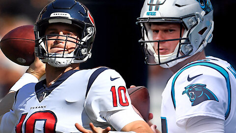 Texans Must Rely On ROOKIE QB Davis Mills As They Face HUGE Game Against The Panthers: TNF Preview