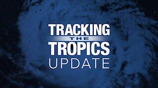 Tracking the Tropics   September 4 evening update
