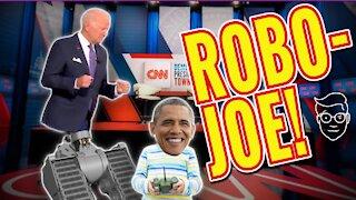 Joe Biden's Brain BURST into FLAMES Live On CNN as the World GASPS