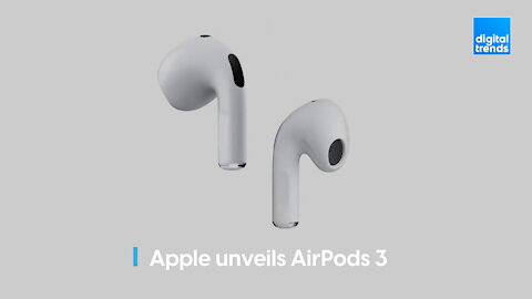 Apple's new $179 AirPods: Head-tracking spatial audio and longer battery life
