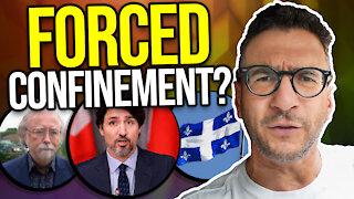 Forced Quarantine in Secret Facilities in Canada? Viva Frei Vlawg