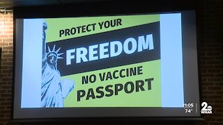 """Group holds panel discussion on """"protecting your freedom"""""""