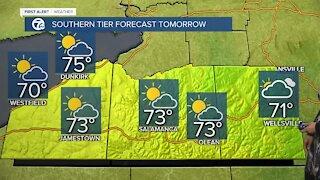 7 First Alert Forecast 11 p.m. Update, Saturday, August 14