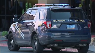 Nevada Highway Patrol responds to 4 deadly overnight crashes on Saturday