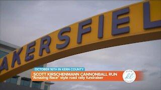 Kern Living: The Scott Kirschenmann Cannonball Run