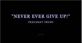 Discorso motivazionale di Trump del 13 maggio 2017