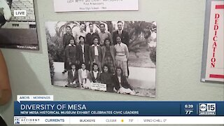 Diversity of Mesa: New historical museum exhibit celebrates civic leaders