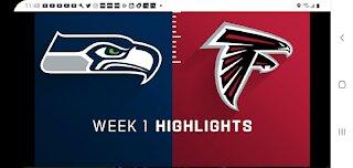 Seahawks vs Falcons Week 1 2020