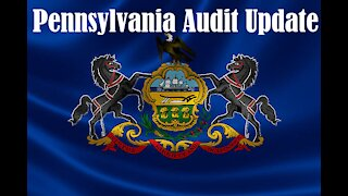 Pennsylvania Audit Update ( All eyes on PA Senate President Jake Corman)