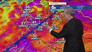 Scott Dorval's Idaho News 6 Forecast - Friday 9/17/21