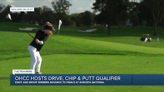 Oakland Hills CC hosts Drive, Chip & Putt regional qualifier
