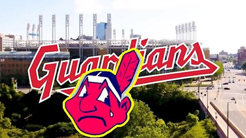 Cleveland Indians DROP name and to become the Cleveland Guardians in 2022!