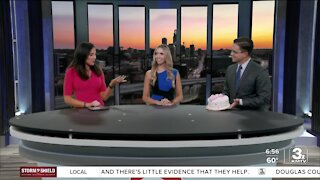 3 News Now anchor Courtney Johns says goodbye