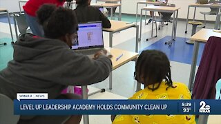 The Level Up Leadership Academy needs your help!