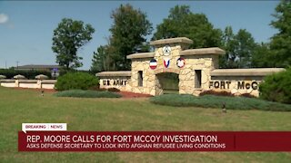 Call for Fort McCoy Investigation