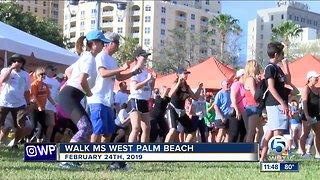 Walk MS West Palm Beach Feb. 24