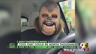 Toys that could be worth a fortune in 10 years