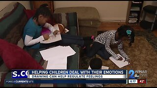 Helping children deal with their emotions
